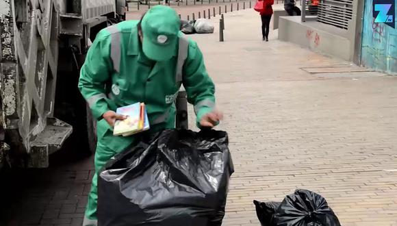 Colombia: ama la lectura y decidió hacer esto por la comunidad