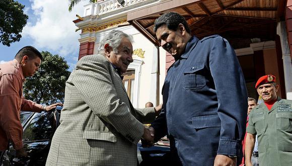 """José Mujica: """"Nicolás Maduro está más loco que una cabra"""""""