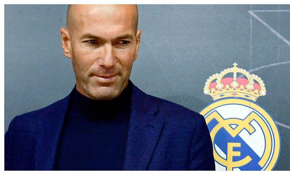 Real Madrid anunció el primer fichaje en la nueva era de Zinedine Zidane
