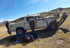 Dos policías mueren en trágico accidente en Cabanillas