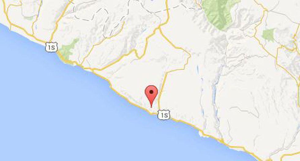 Tres sismos se registraron durante la noche en Caylloma y Caravelí
