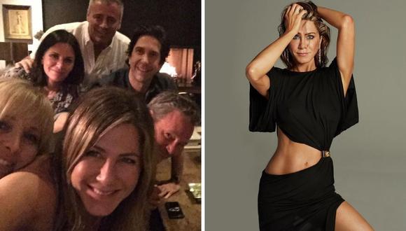 "Jennifer Aniston contó que la idea del capítulo especial de ""Friends"" para HBO Max era tener público. (Foto: Instagram @jenniferaniston)"