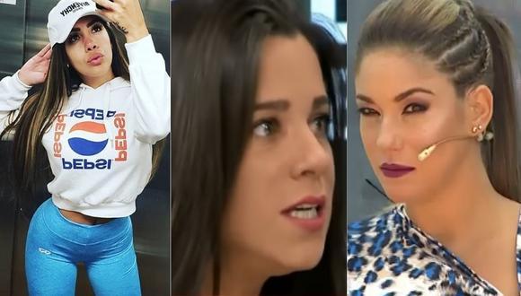 Dorita Orbegoso asegura que Tilsa Lozano tiene envidia de Vanessa Terkes por su matrimonio