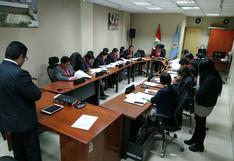 Huancavelica: Gobernador tendrá que explicar bajo gasto presupuestal