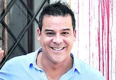 Adolfo Aguilar cuenta que tiene posibilidades de hacer televisión en el extranjero