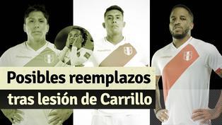 Selección Peruana: Las opciones de Ricardo Gareca tras lesión de André Carrillo