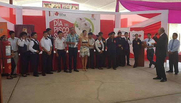 Estos son los ganadores del concurso del mejor Pisco Sour en Tacna