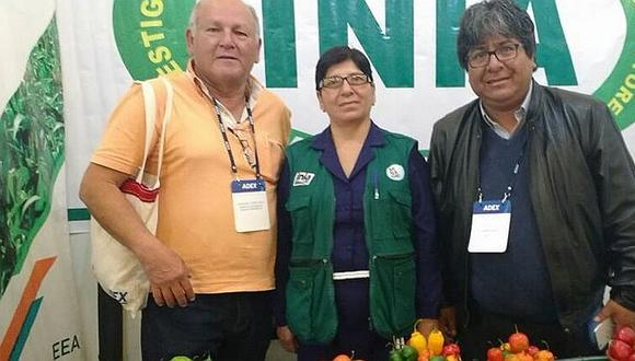 Productores liberteños de ajíes y rocoto participaron de Convención en Arequipa
