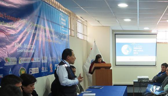 Cuenca del Mantaro celebrará Semana del Agua