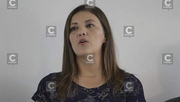 Exgobernadora Yamila Osorio se pone a derecho