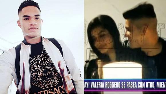 Anderson Santamaría toma decisión en Instagram tras ver a Valeria Roggero con otro joven