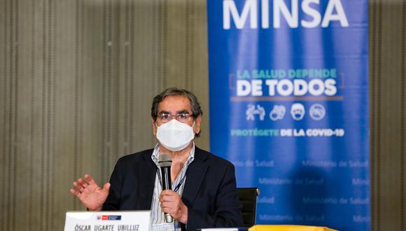 Ugarte manifestó que la ruta seguida por la variante brasileña fue la de Caballococha, Iquitos, Tarapoto y Huánuco, similar a la que registró el dengue cuando ingresó al Perú por la ruta amazónica.