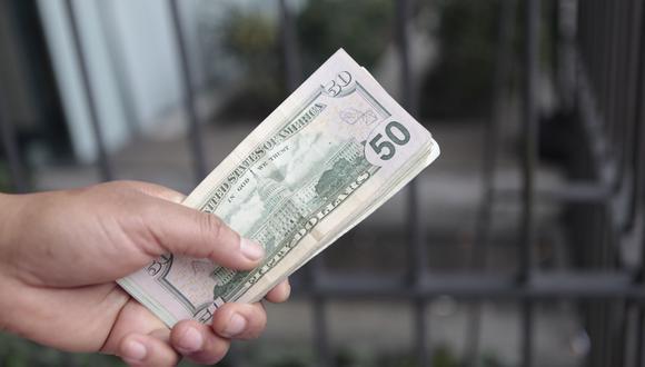 En el mercado paralelo o casas de cambio de Lima, el tipo de cambio se cotizaba a S/ 3.590 la compra y S/ 3.620 la venta. (Foto: GEC)
