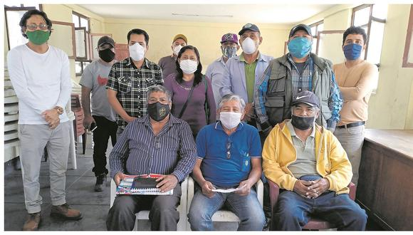 Trabajadores azucareros exigen el pago de haberes en Lambayeque