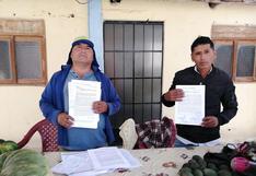 Productores de palta exigen a empresa que les pague su dinero en Chincha
