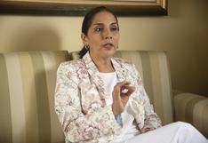"""Congresista Patricia Juárez justifica cobro de gastos de instalación: """"Respondo con mi trabajo"""""""