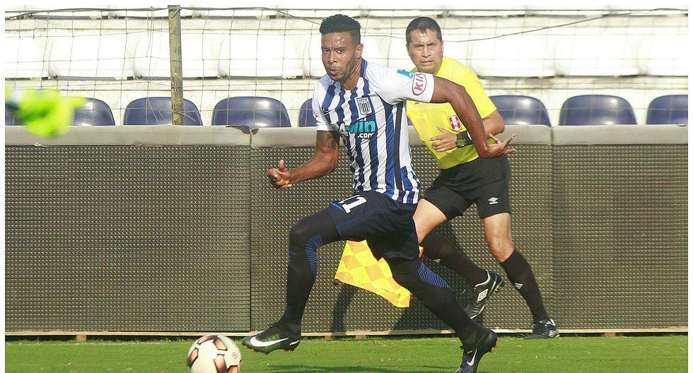 Lionard  Pajoy es la gran carta de gol en Alianza Lima