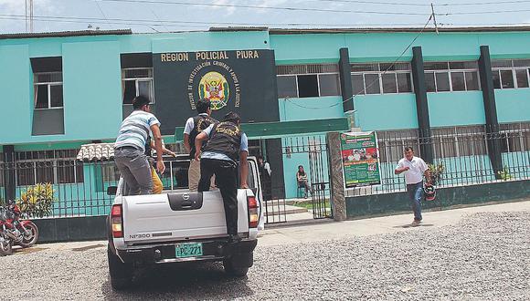 Dos hampones armados asaltan a un policía en el A.H. Los Polvorines