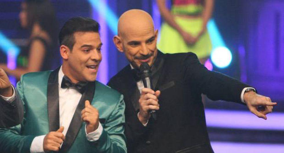 Ricardo Morán responde a usuarios que afirman que su novio es Adolfo Aguilar (VIDEO)
