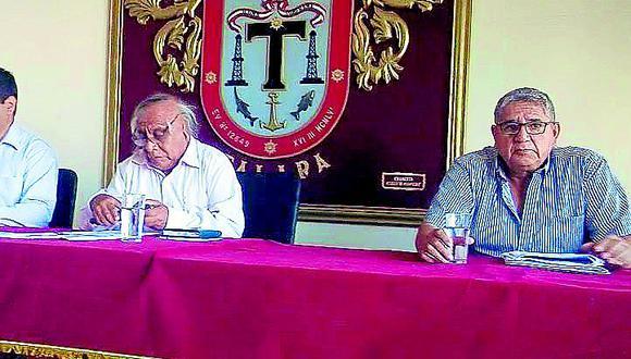 Hoy se inicia el juicio oral contra el exalcalde de Talara