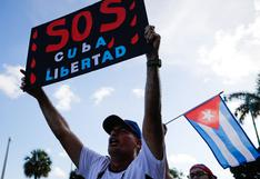 Cubanos agradecen sanciones de Joe Biden, pero piden más apoyo