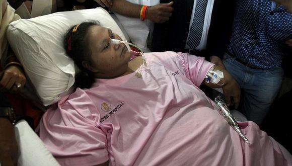 Falleció la mujer considerada como la más obesa del mundo