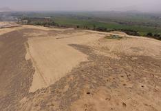 Trujillo: Huaqueros invaden 9 hectáreas de sitio arqueológico en busca de cerámica