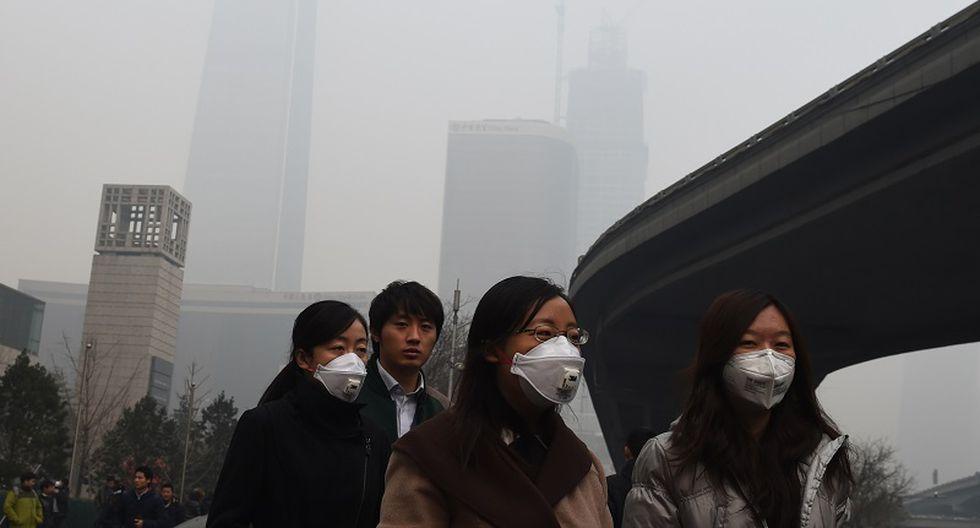 Estos son los países más contaminados según la NASA