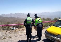 Hallan a mujer y sus dos hijas muertas en Yarabamba, Arequipa (VIDEO)