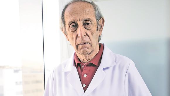 """El destacado profesional de la medicina conversa con Correo sobre """"Inmortales"""", libro que habla sobre la esquizofrenia. También se pronuncia acerca de la actual crisis sanitaria"""