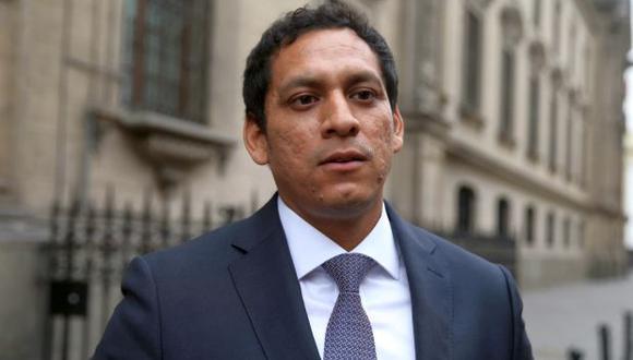 Luis Valdez, titular del Parlamento, indicó que mañana se reunirá la Junta de Portavoces del Congreso