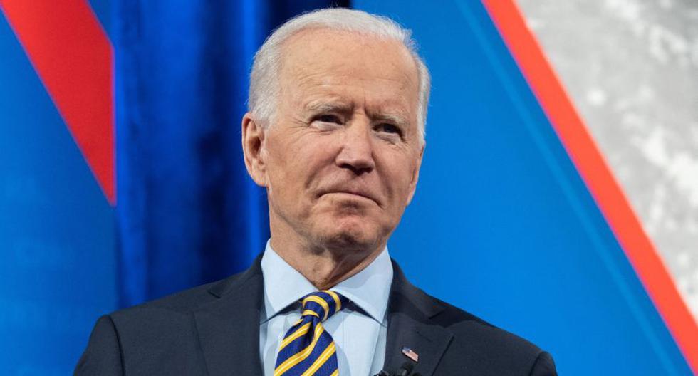 Imagen de Joe Biden, presidente de Estados Unidos. (AFP / SAUL LOEB).