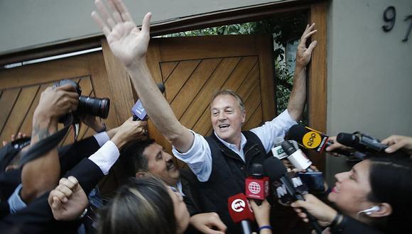 Jorge Muñoz es el virtual alcalde de Lima, según el flash electoral a boca de urna (VIDEO)