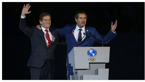 """Presidente de Panam Sports: """"Tuvimos los más grandes Juegos Panamericanos de la historia"""" (VIDEO)"""