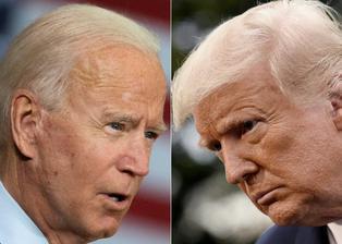 """Trump y Biden de acuerdo: """"Será la elección más importante de la historia"""""""