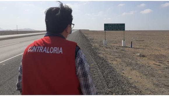 Desde el 30 de agosto de 2017 no se completa entrega de áreas para obras en tramo Trujillo-Chiclayo.