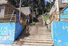 Asalto con pistola falsa en cerro Oropesa de Huancavelica