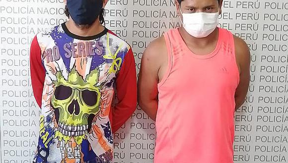 Pisco: Detienen a extranjeros por agredirse con arma blanca en San Andrés