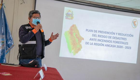Gobierno Regional de Áncash (GRA) invertirá importante suma para prevenir desastres naturales.