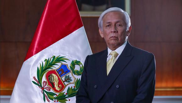 Eduardo González es el nuevo titular del Minem. (Foto: Presidencia)