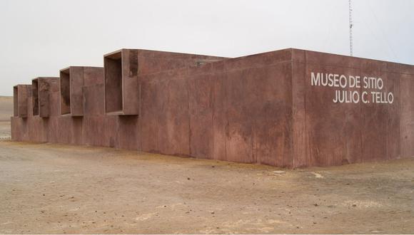 Museo Julio C. Tello de Paracas fue galardonado en Londres
