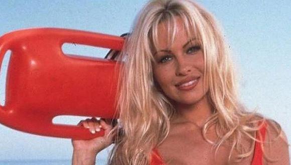 Pamela Anderson, recordada protagonista de Baywatch, cumple 50 años