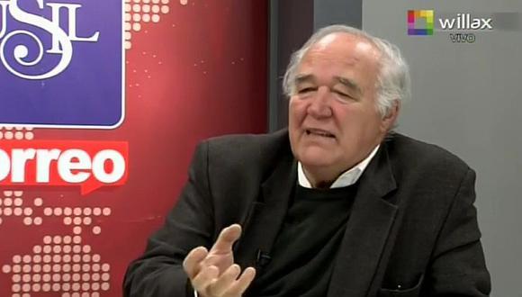 García Belaunde: TC no ha despejado dudas sobre fallo de Ley antitránsfuga (VIDEO)