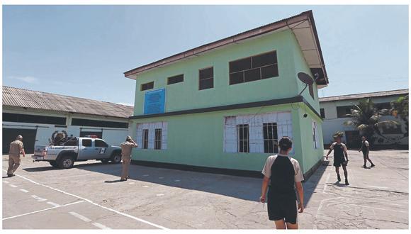 El 12 de octubre se colocará la primera piedra para el acondicionamiento de los ambientes. El alquiler del fuerte ubicado en el barrio San José será por dos años, aproximadamente.