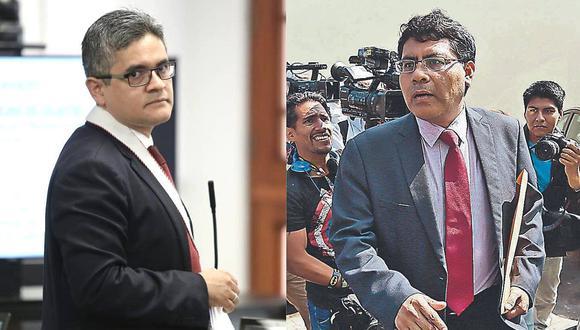 Ministerio Público abre nuevo proceso disciplinario a los fiscales Pérez y Juárez Atoche