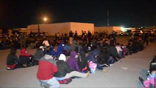 México detiene 652 migrantes centroamericanos cerca de frontera con EEUU