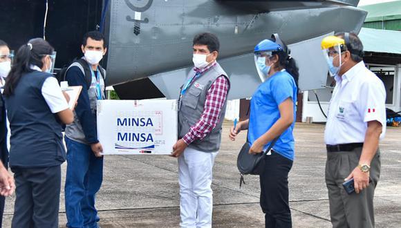 Este primer proceso de inmunización al personal de primera línea, se realizará en el Hospital Santa Rosa de Puerto Maldonado, principal establecimiento de salud de la región (Foto: Gore Madre de Dios)
