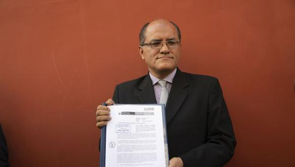 Vizcarra deberá acudir hoy, a las 10 de la mañana ,al despacho del fiscal Germán Juárez para responder como investigado por el caso Obrainsa. (Foto: GEC)
