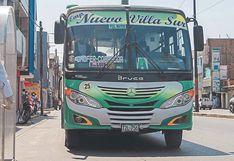 Chimbote: Entregarán subsidios a 19 empresas de transporte