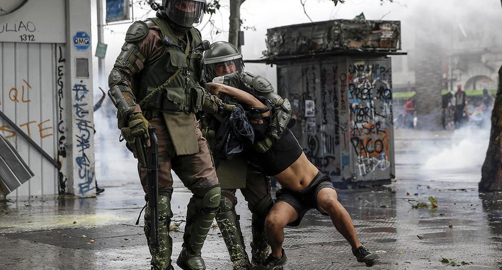 El país sureño vivió días de tensión durante el estallido social. (Foto: AFP)